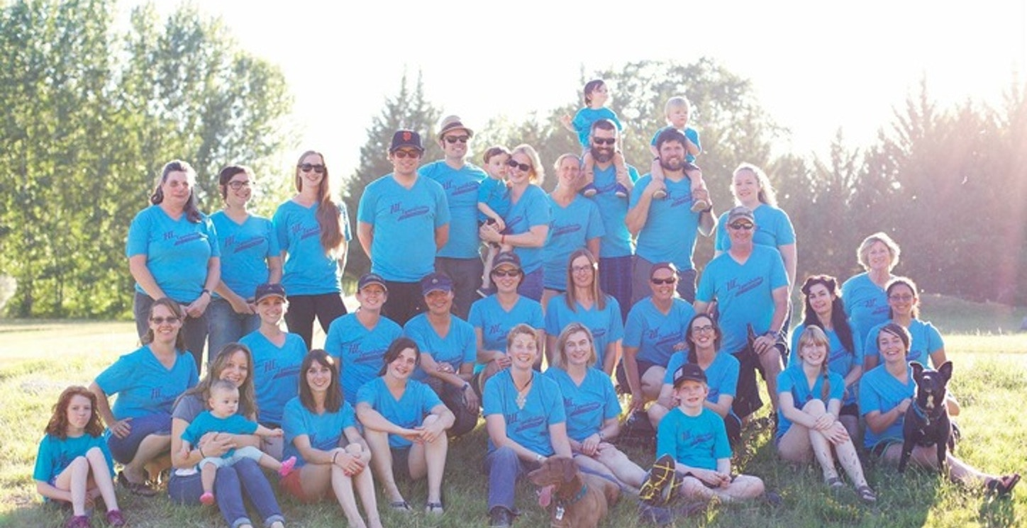 Hc Equestrian Camp At Eventful Acres, 2016 T-Shirt Photo