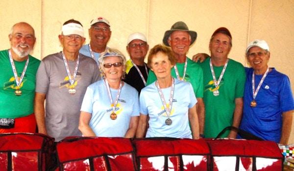 Spring Fling Tournament Winners T-Shirt Photo