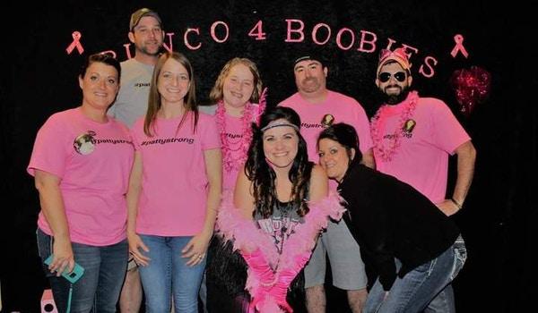 Team #Pattystrong T-Shirt Photo