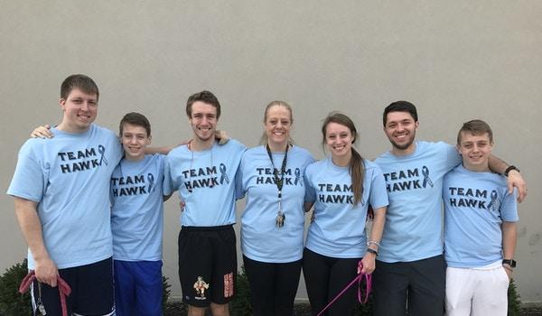 Team Hawk! T-Shirt Photo