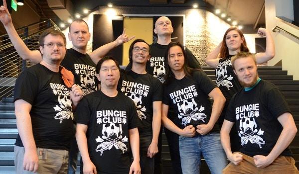Bungie Pro Wrestling Club T-Shirt Photo