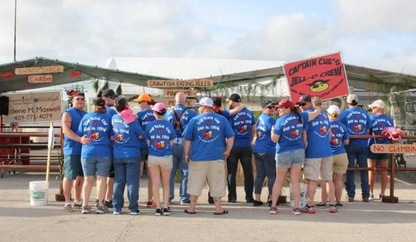Bigass Crawfish Bash T-Shirt Photo