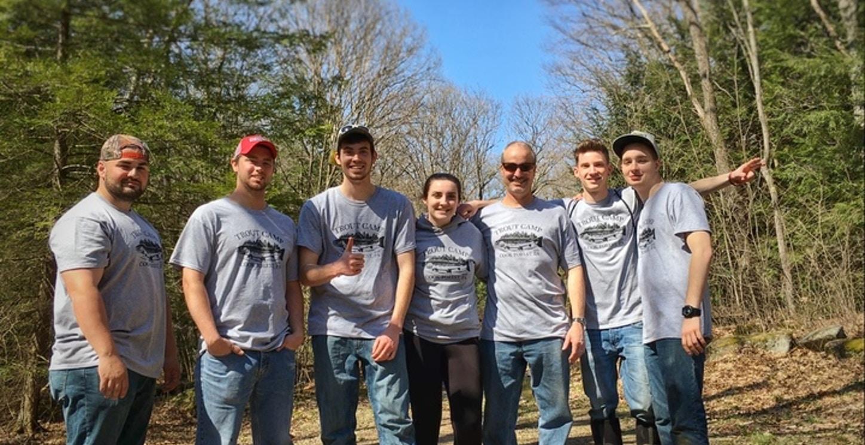 Trout Camp  T-Shirt Photo