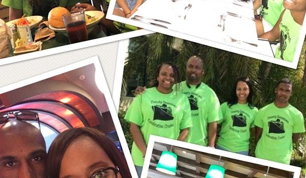 Celebration Cruise 2017 T-Shirt Photo
