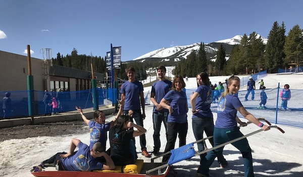 Breck Rules T-Shirt Photo