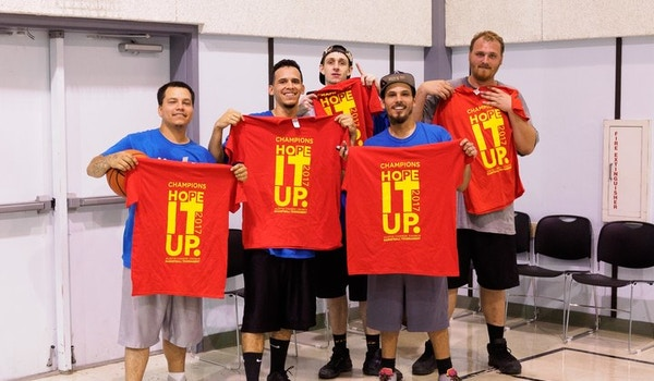Austin Chinese Church   2017 Hope It Up Champions T-Shirt Photo