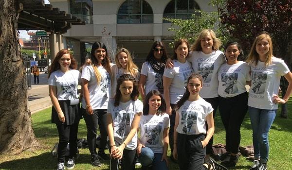 Clovis North Fashion Club T-Shirt Photo