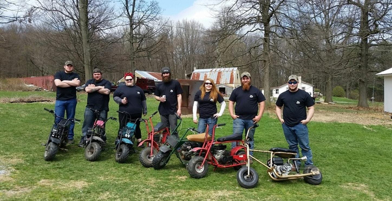 Texter Mountain Outlaws T-Shirt Photo