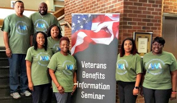 Active Veterans With Answers Vbis Memphis 2017 T-Shirt Photo