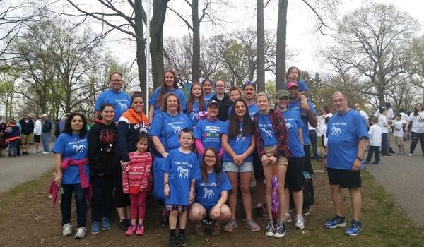 Autism Walk(Team Photo) T-Shirt Photo