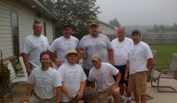 Hubba Open Golf Outing T-Shirt Photo