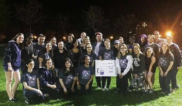 Relay For Life, Hofstra University 2017 T-Shirt Photo