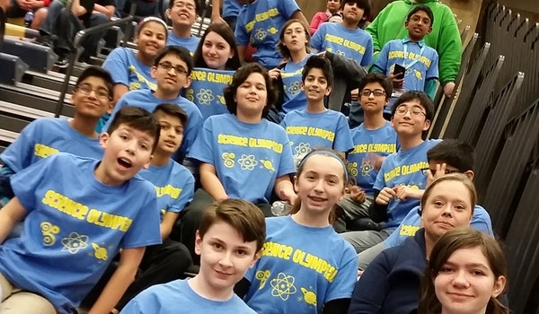 Eastview Science Olympiad #1 T-Shirt Photo
