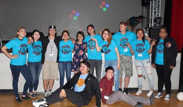 Sicangu Youth Wellness Concert T-Shirt Photo