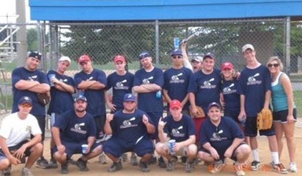 Best Team In Woodbridge T-Shirt Photo