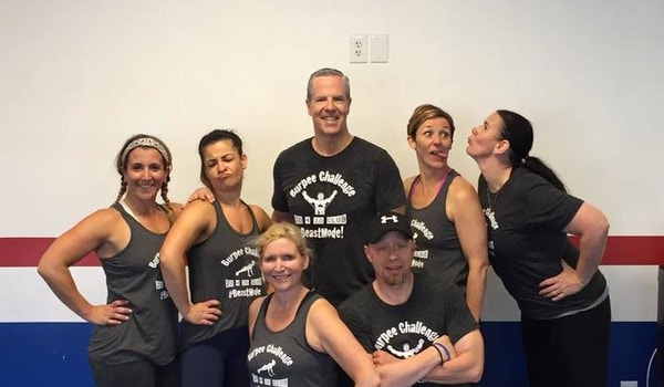 Chadds Ford Fbbc Burpee Challenge 30 4 30 Club T-Shirt Photo