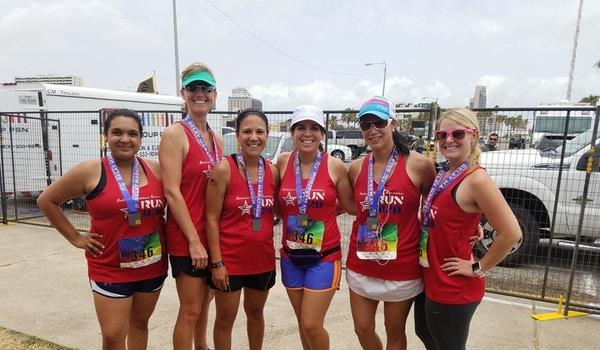 Badass Mother Runner Conquer Beach To Bay Relay Marathon T-Shirt Photo