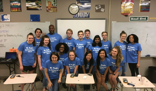 End Of The Year Surprise! T-Shirt Photo
