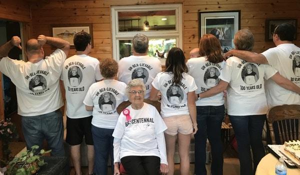 Bea Centennial T-Shirt Photo
