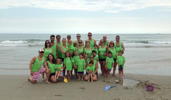 Corolla Beach Crew T-Shirt Photo