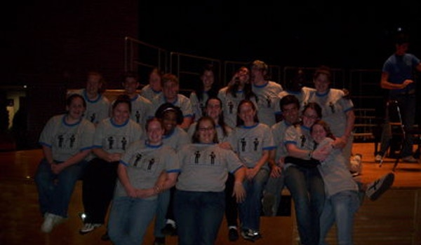 The University Of Connecticut Marching Band Clarinets 2006 T-Shirt Photo
