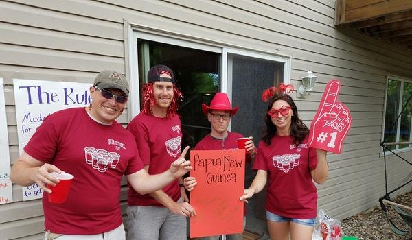 Red Team Spirit! T-Shirt Photo