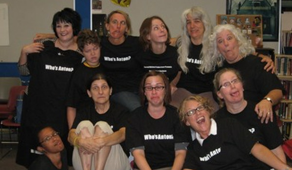 Cast And Crew Of Sacred Chicken Productions T-Shirt Photo