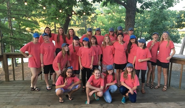 """Camp Photos """"He Will Guide You"""" T-Shirt Photo"""