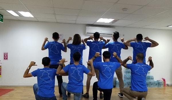 Iraq Engineering Team T Shirts T-Shirt Photo