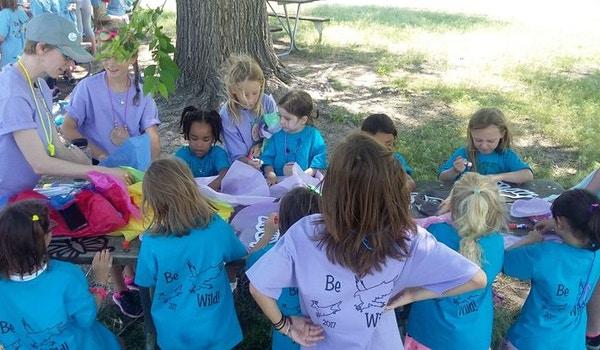 Be Wild! Day Camp T-Shirt Photo