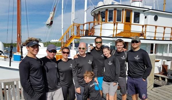 Sailing Team Shirts T-Shirt Photo