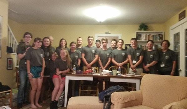 Lksd17 Church Camp T-Shirt Photo
