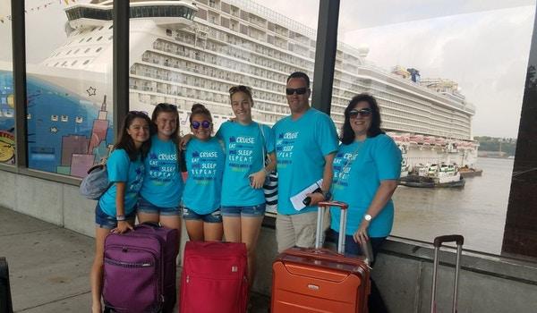 Amanda's Sweet 16 Cruise T-Shirt Photo