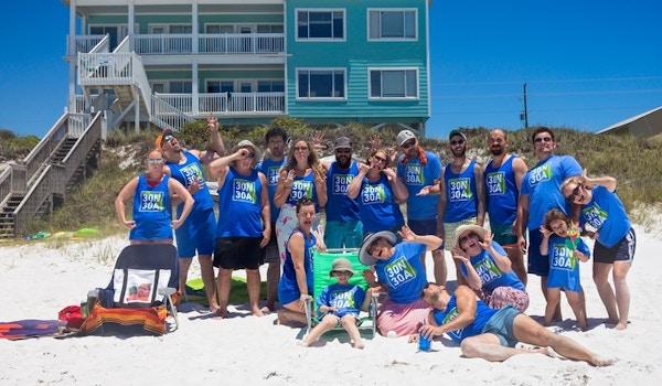 30 Years N' 30 A Florida (30 N30 A) T-Shirt Photo