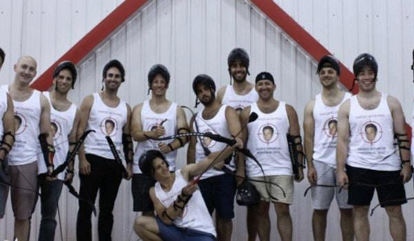 David's Departure: Dodge Bow Edition T-Shirt Photo