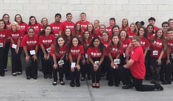 Texas Ffa State Chorus  T-Shirt Photo