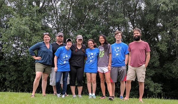 Smash 2017 Archaeological Field School  T-Shirt Photo