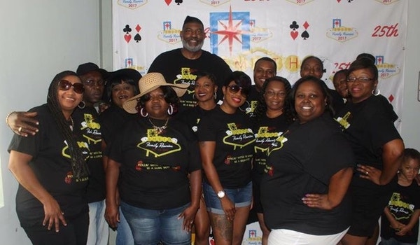 25th Smith Family Reunion  T-Shirt Photo