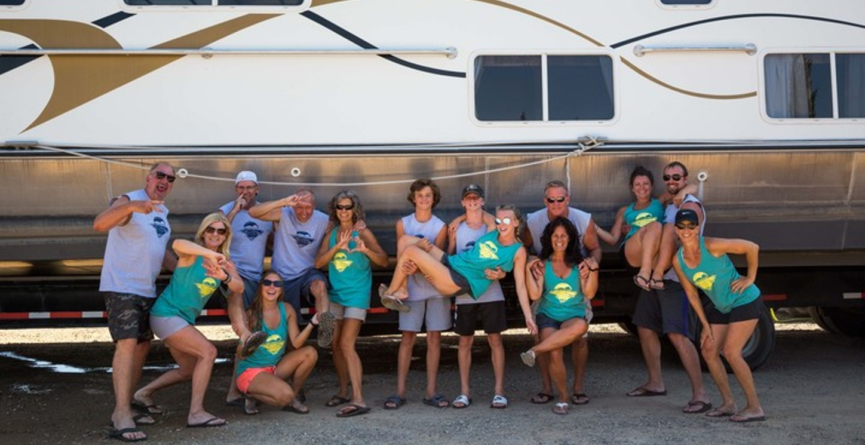 Lake Powell Crew 2017 T-Shirt Photo