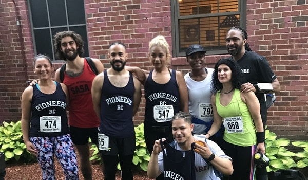 Pioneers, Rc  5 K Race Day T-Shirt Photo