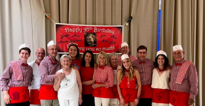 Bubi's 95th Birthday Celebration! T-Shirt Photo