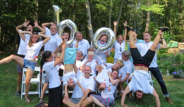 Dot's 100th Birthday T-Shirt Photo