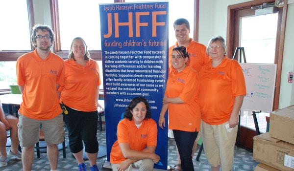 Jhff Board Members T-Shirt Photo