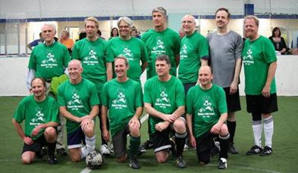 Bears Soccer T-Shirt Photo