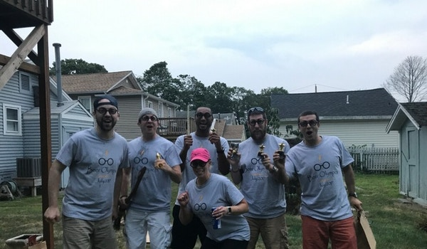 3rd Annual Beer Olympics! T-Shirt Photo