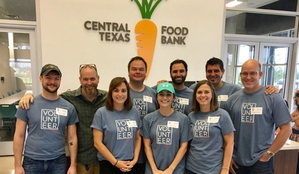 Volunteer: Feed Our Community T-Shirt Photo