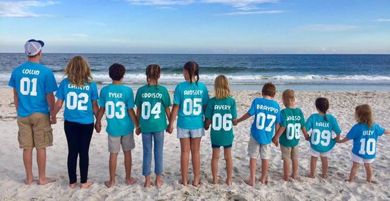 Beach Shirts T-Shirt Photo