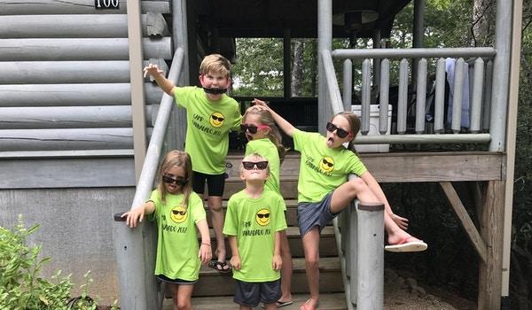 Cousins Camp! T-Shirt Photo
