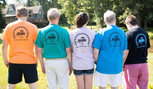 13th Year Of Family Fun T-Shirt Photo