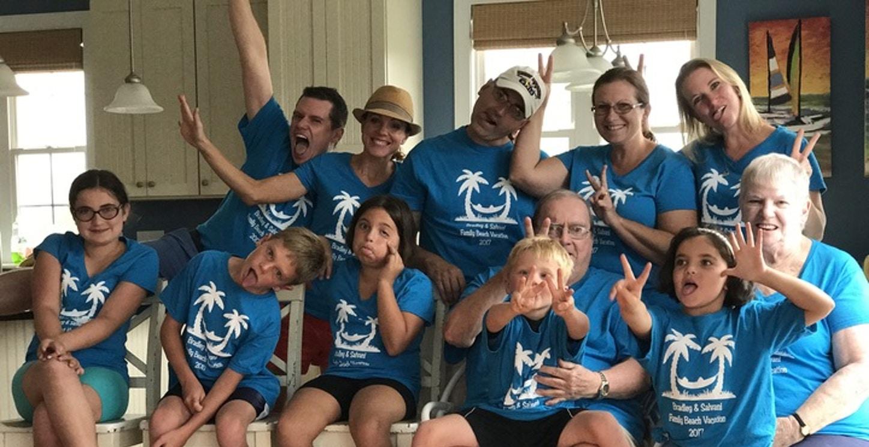 Family Fun T-Shirt Photo